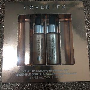 Cover FX enhancer drops